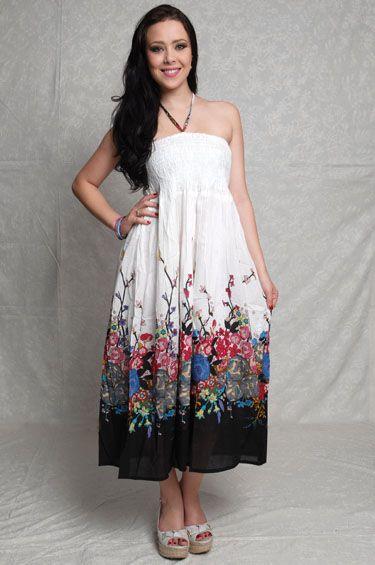 Vestido indiano 2